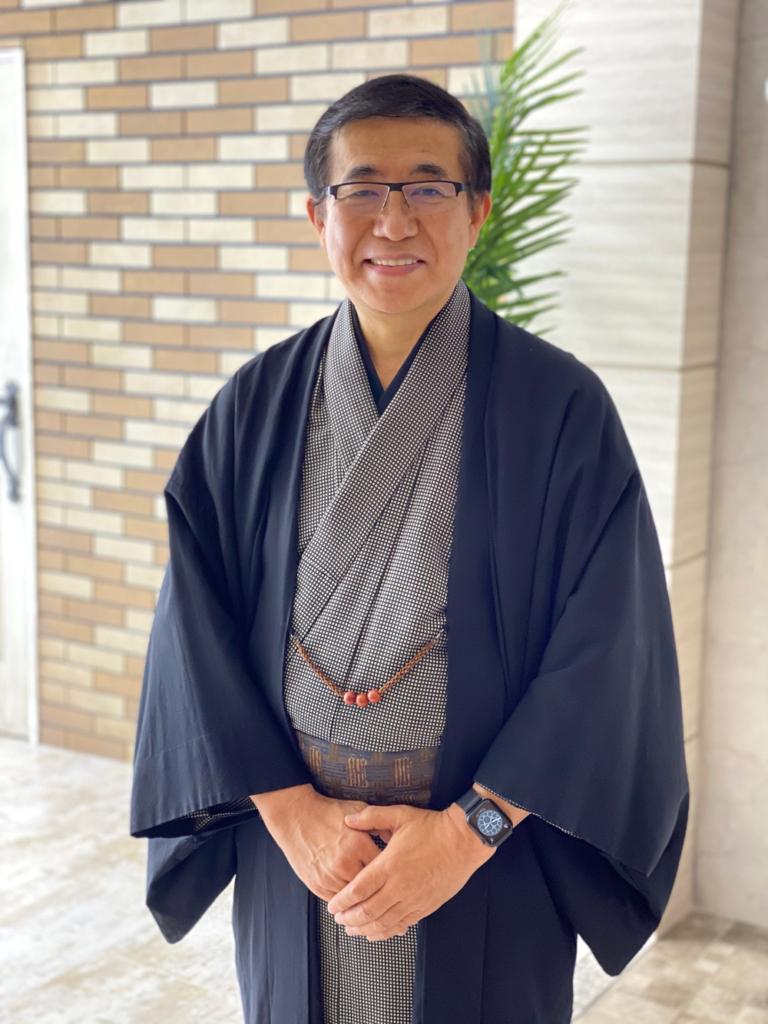 株式会社和とわ 代表取締役  九代目 高橋市郎兵衛